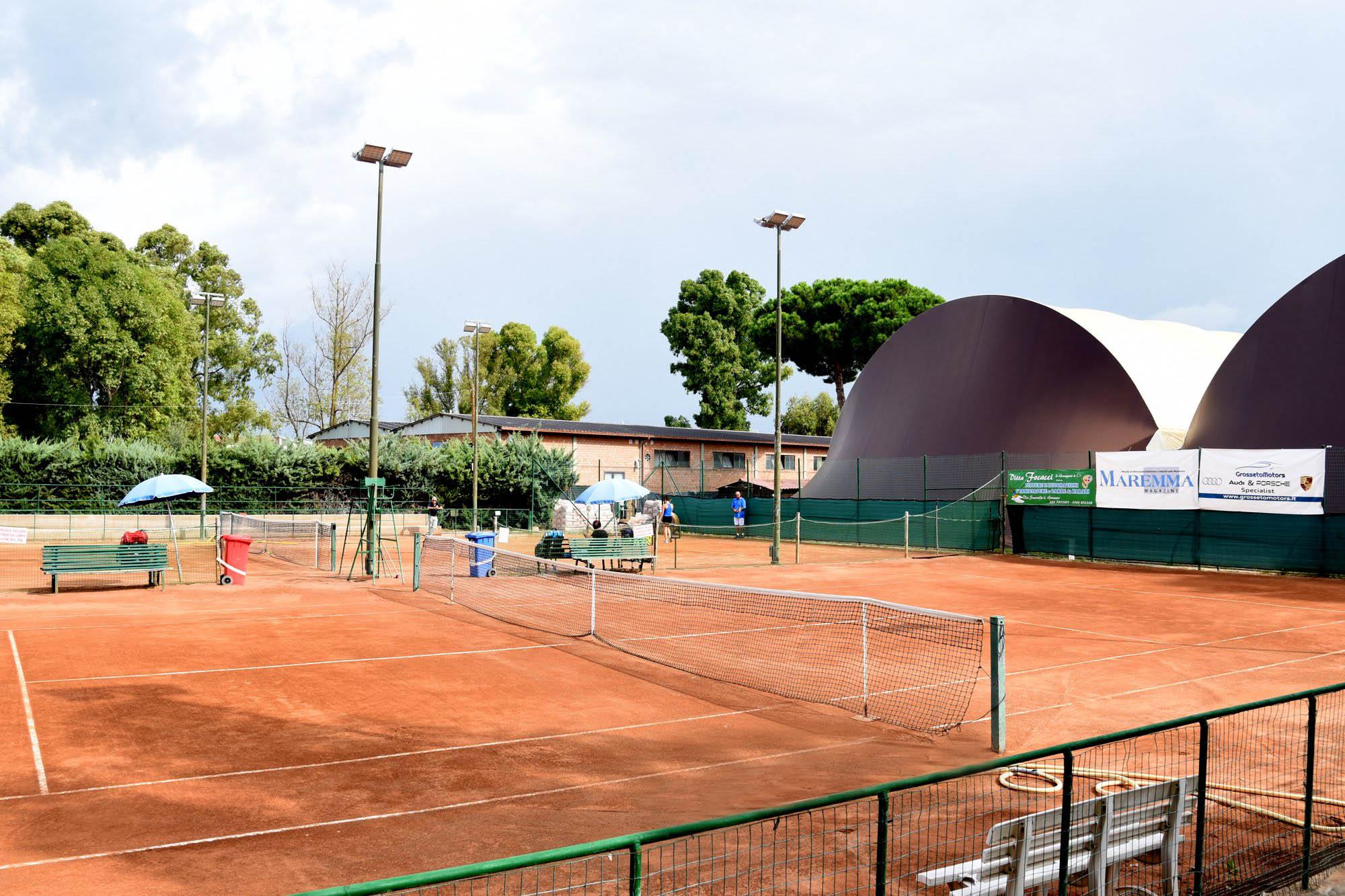 Tennis ct grosseto